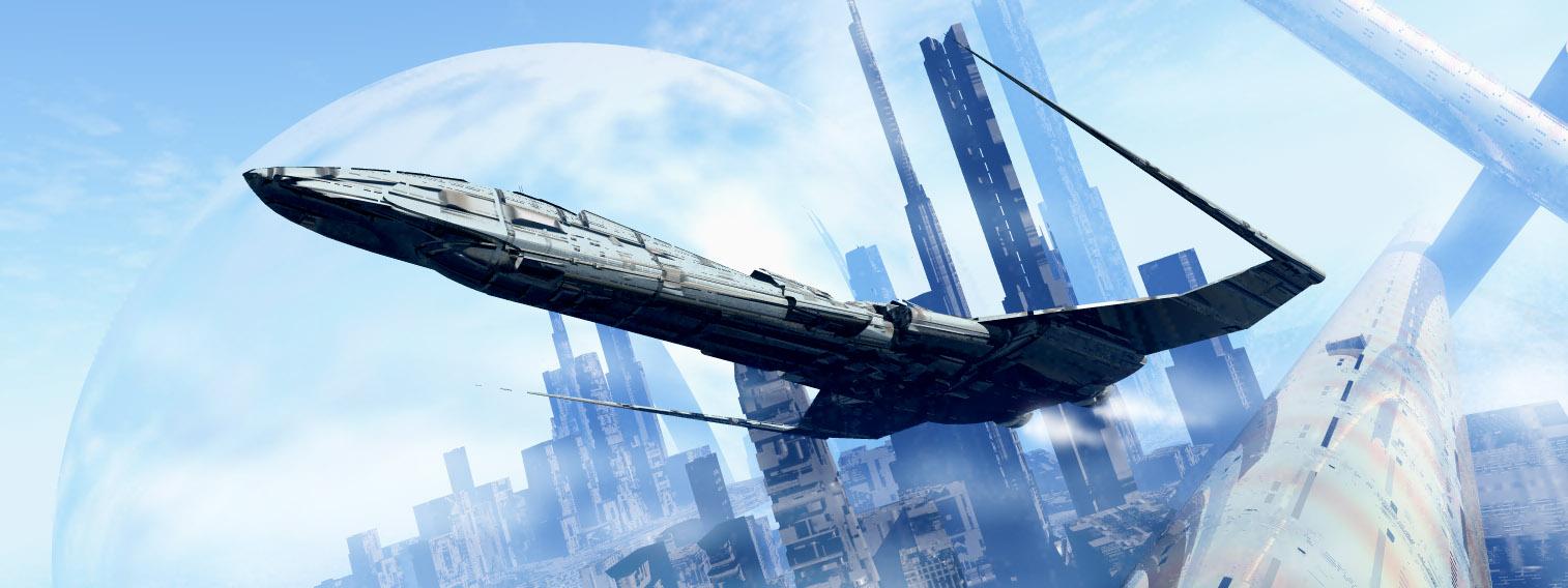 3D Space Models | free digital sci-fi & fantasy models